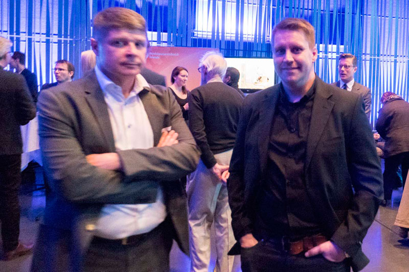 Nordic Startup Awards 2016